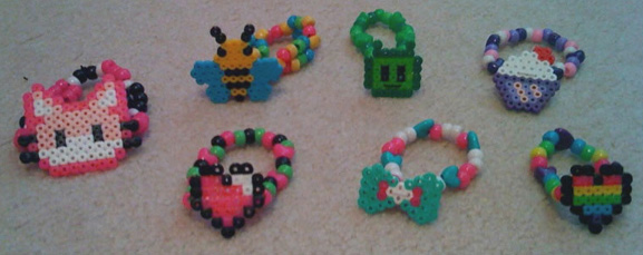 perler bead patterns. Why: Fuse beads (such as those